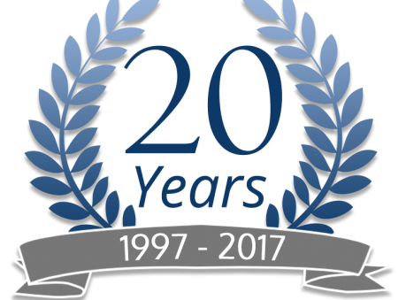 Celebrating 20-Years In Business!