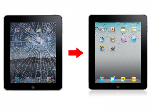 We also fix iPad Screens In about 1-2 hours*